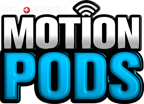 Motion Pods | Powerful LED Lights
