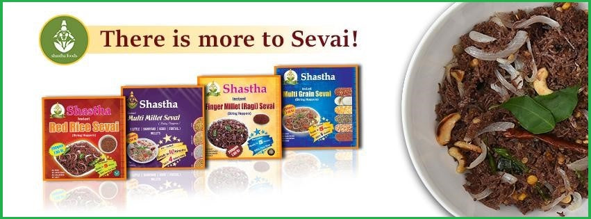 5 Different Sevai to suit your taste