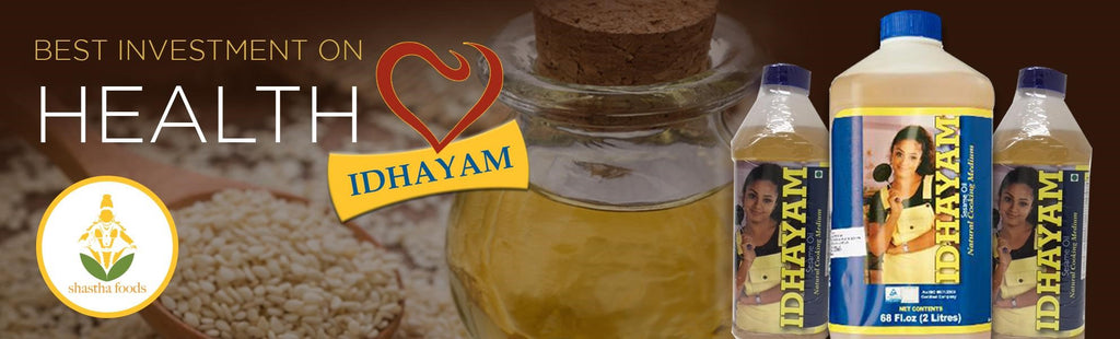 IDHAYAM OIL THE PREFERRED CHOICE OF TWO MILLION HOMEMAKERS IN INDIA
