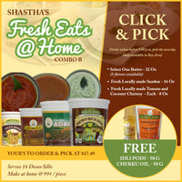 Shastha Fresh Eats @ Home Combo B