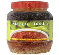 Grand Sweets & Snacks - Mango Thokku (500 Gms)