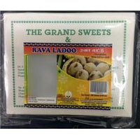 Grand Sweets & Snacks - Rava Ladoo (250 Gms)