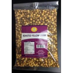 Roasted Yellow Gram (Peela Channa) 1 lb