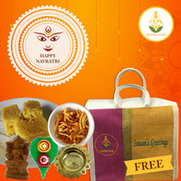 Navaratri Thamboolam Gift Bag (Kit) - (Pack of 3)