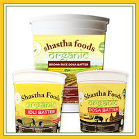 Shastha  Batter : Homely Meal Special -  PACK C  ( 5 Items) Includes Free Shipping