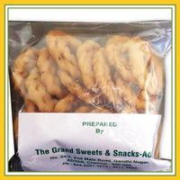 Grand Sweets & Snacks - Chinna Hand Murukku (250 Gms)