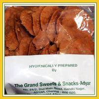 Grand Sweets & Snacks - Garlic Masala Thattai (250 Gms)