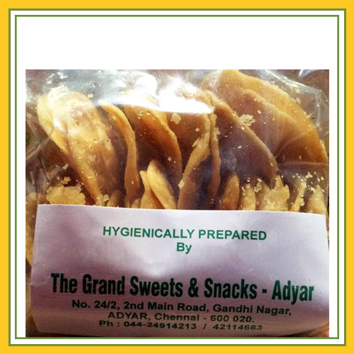 Grand Sweets & Snacks - Thattai (250 Gms)