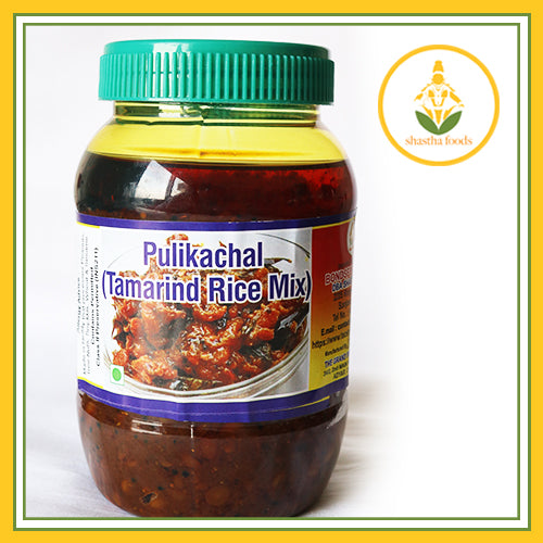Grand Sweets & Snacks - Pulikachal (Tamarind) Mix (500 Gms)