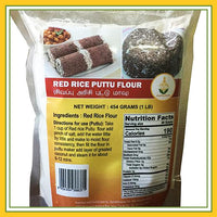Shastha Red Rice Puttu Flour 454 g