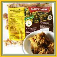 Grand Sweets & Snacks -  Cashew Pakoda (250 Gms)