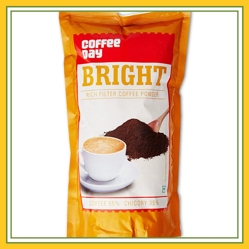 Coffee Day Bright 500g