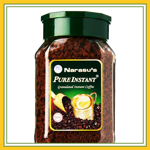 Narasu's Pure Instant Coffee 50g