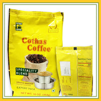 Cothas Coffee Speciality Blend 1 lb (454 g)