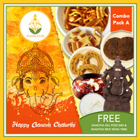 Ganesh Chaturthi Special Combo A- Includes Free Shipping !!!