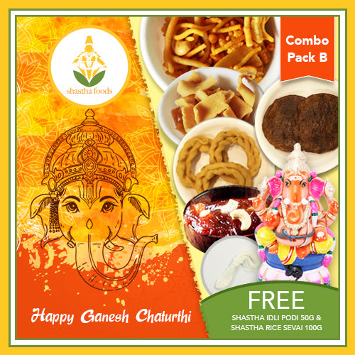 Ganesh Chaturthi Special Combo B- Includes Free Shipping !!!