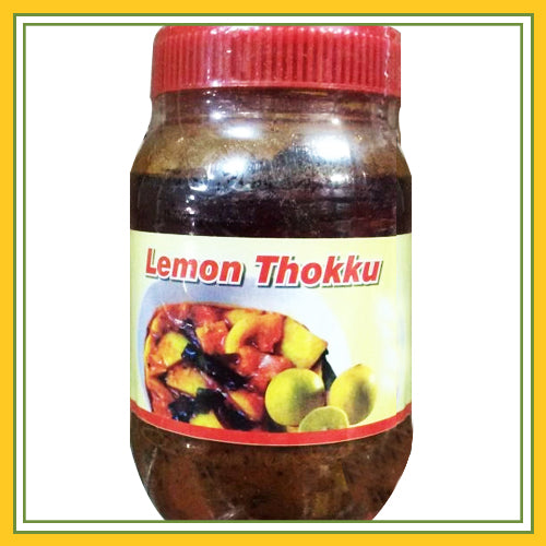 Grand Sweets & Snacks - Lemon Thokku (500 Gms)