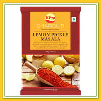 K-Pra - Lemon Pickle Masala (100 Gms)