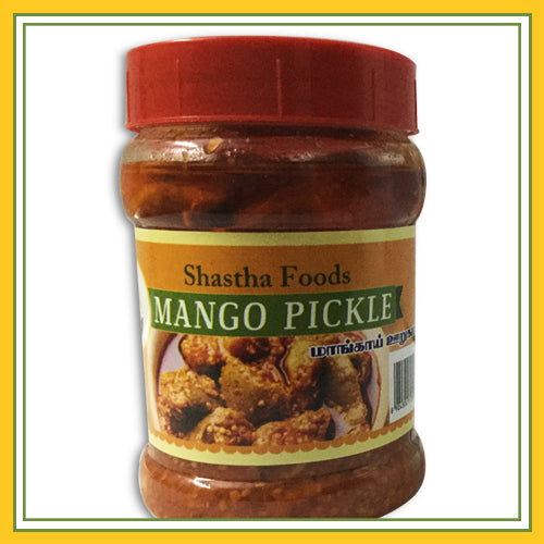 Shastha Mango Pickle (300 gms)