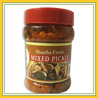 Shastha Mixed Pickle (300 gms)