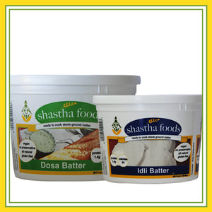 Shastha Jumbo (big) Batter 64 oz - 2 Pack