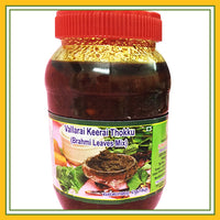 Grand Sweets & Snacks - Vallarai Keerai Thokku (500 Gms)