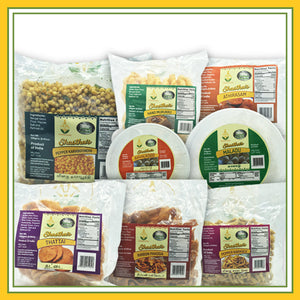 Shastha Sweets and Snacks - Pick any 5 (Snacks or Sweets)