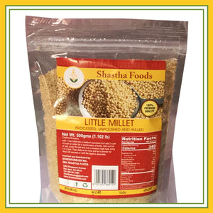 Shastha - Little Millet (500 Gms)