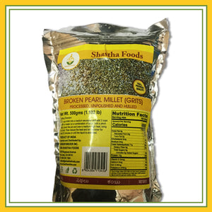 Shastha Millet Family Special  Combo 3 - with Free Shipping !!!