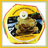Shastha - Rice Appalam (300 Gms)