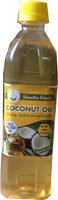Shastha Coconut Chekku Oil (Cold Pressed Oil) 500 ml