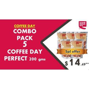 Coffee Day PERFECT 200g - (Pack of 5)