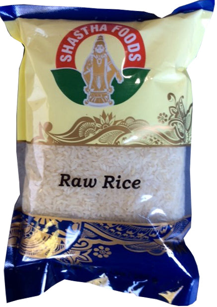 Shastha Ponni Raw Rice 1.25 lbs