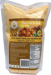 Shastha Millet Family Special Combo 5 - with Free Shipping !!!