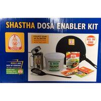 Shastha Dosa Enabler Kit - without Batter