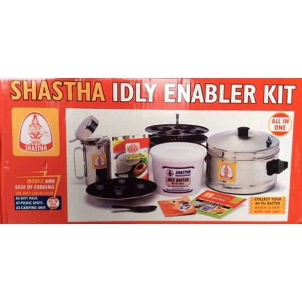 Shastha Idly Enabler Kit - without Batter