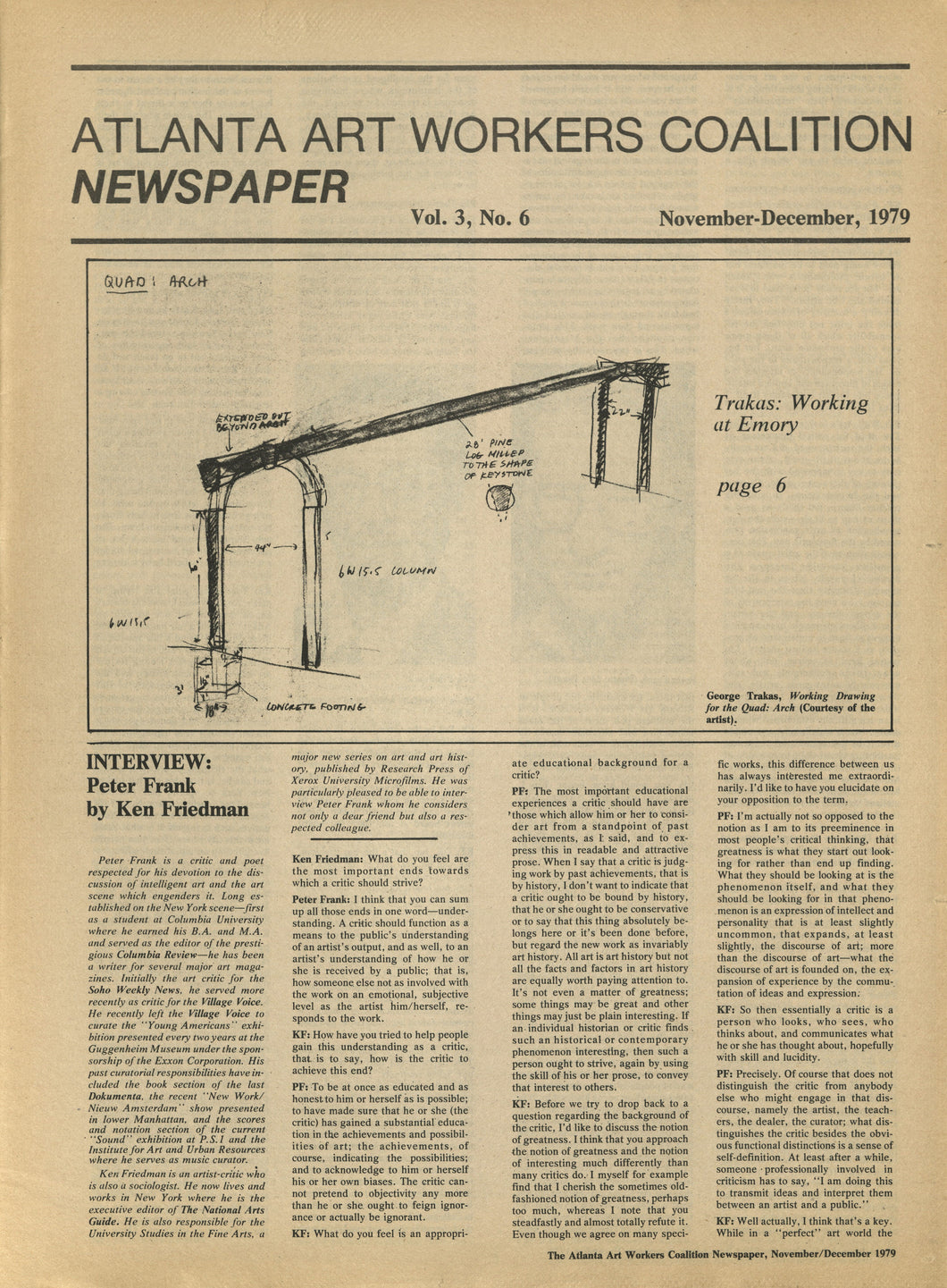 ART PAPERS 03.06 - Nov/Dec 1979 - SOLD OUT