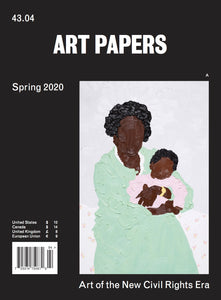 ART PAPERS 43.04 - Spring 2020