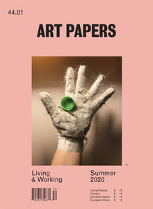 ART PAPERS 44.01 - Summer 2020