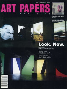 ART PAPERS 26.04 - July/Aug 2002 - SOLD OUT