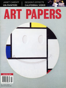 ART PAPERS 28.01 - Jan/Feb 2004