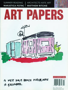 ART PAPERS 28.04 - July/Aug 2004