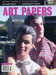 ART PAPERS 28.06 - Nov/Dec 2004 - SOLD OUT