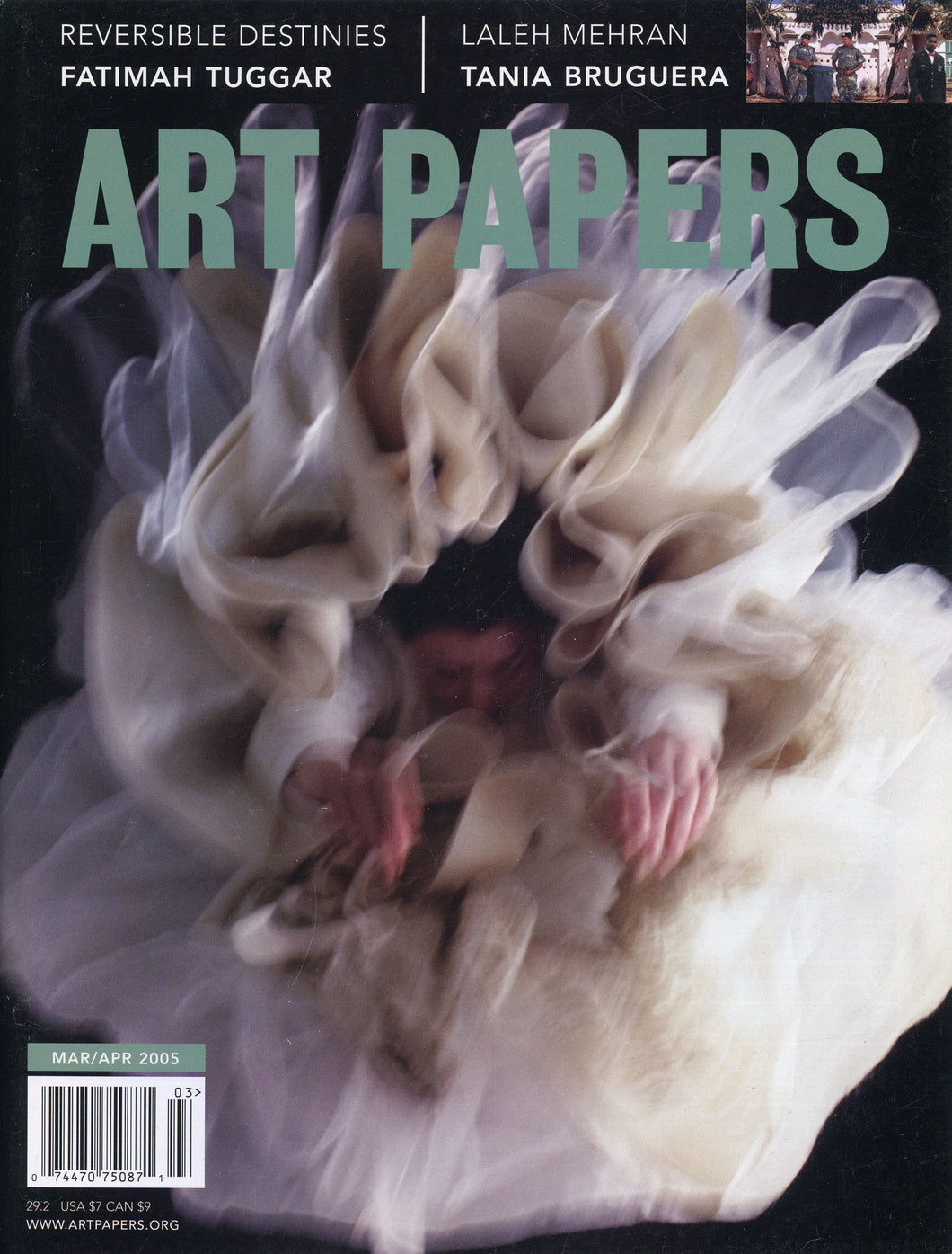 ART PAPERS 29.02 - Mar/Apr 2005