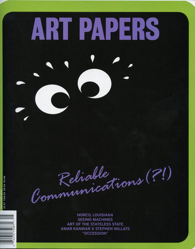 ART PAPERS 38.03 - May/June 2014