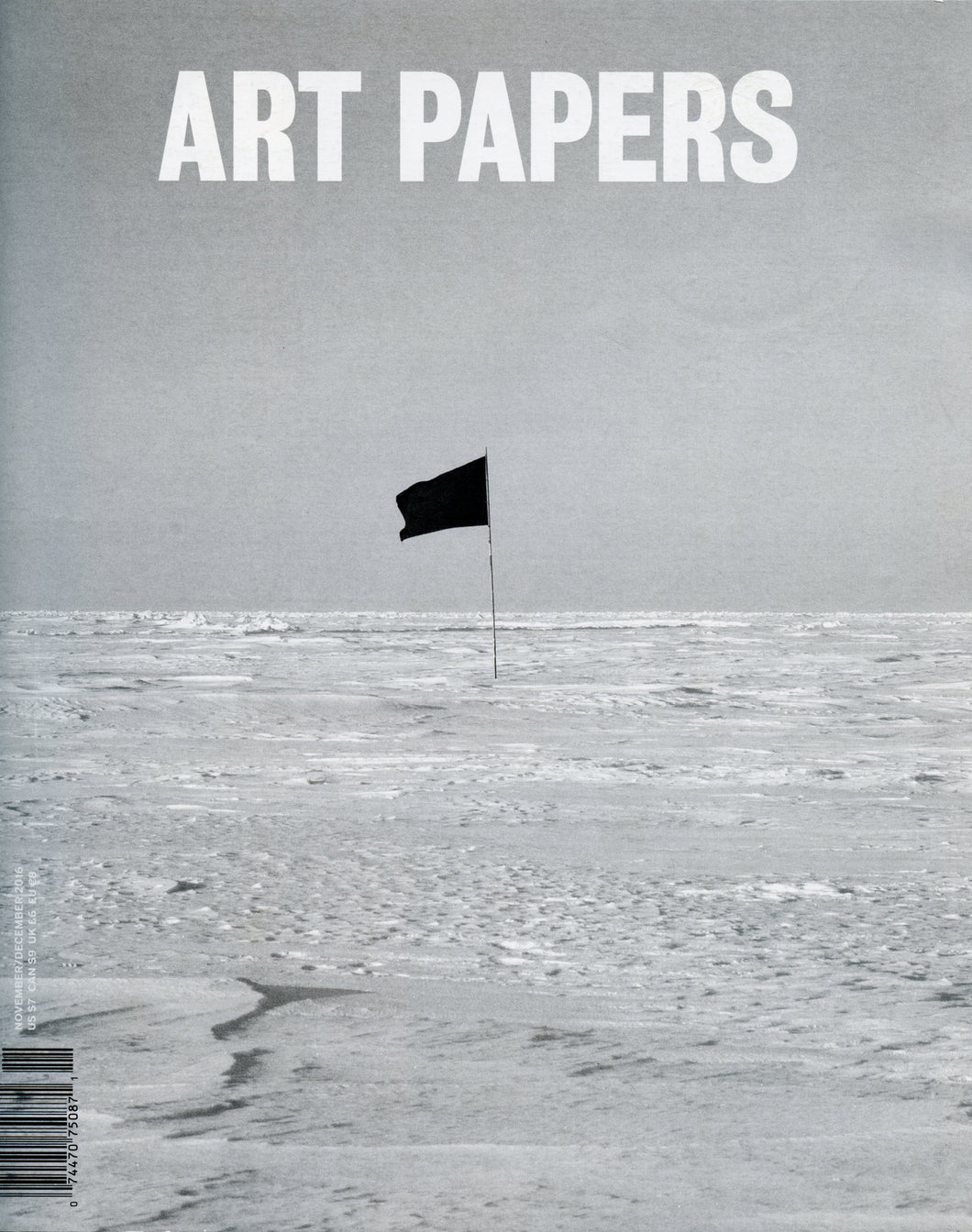 ART PAPERS 40.06 - Nov/Dec 2016