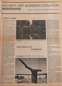 ART PAPERS 02.06 - Nov/Dec 1978 - SOLD OUT