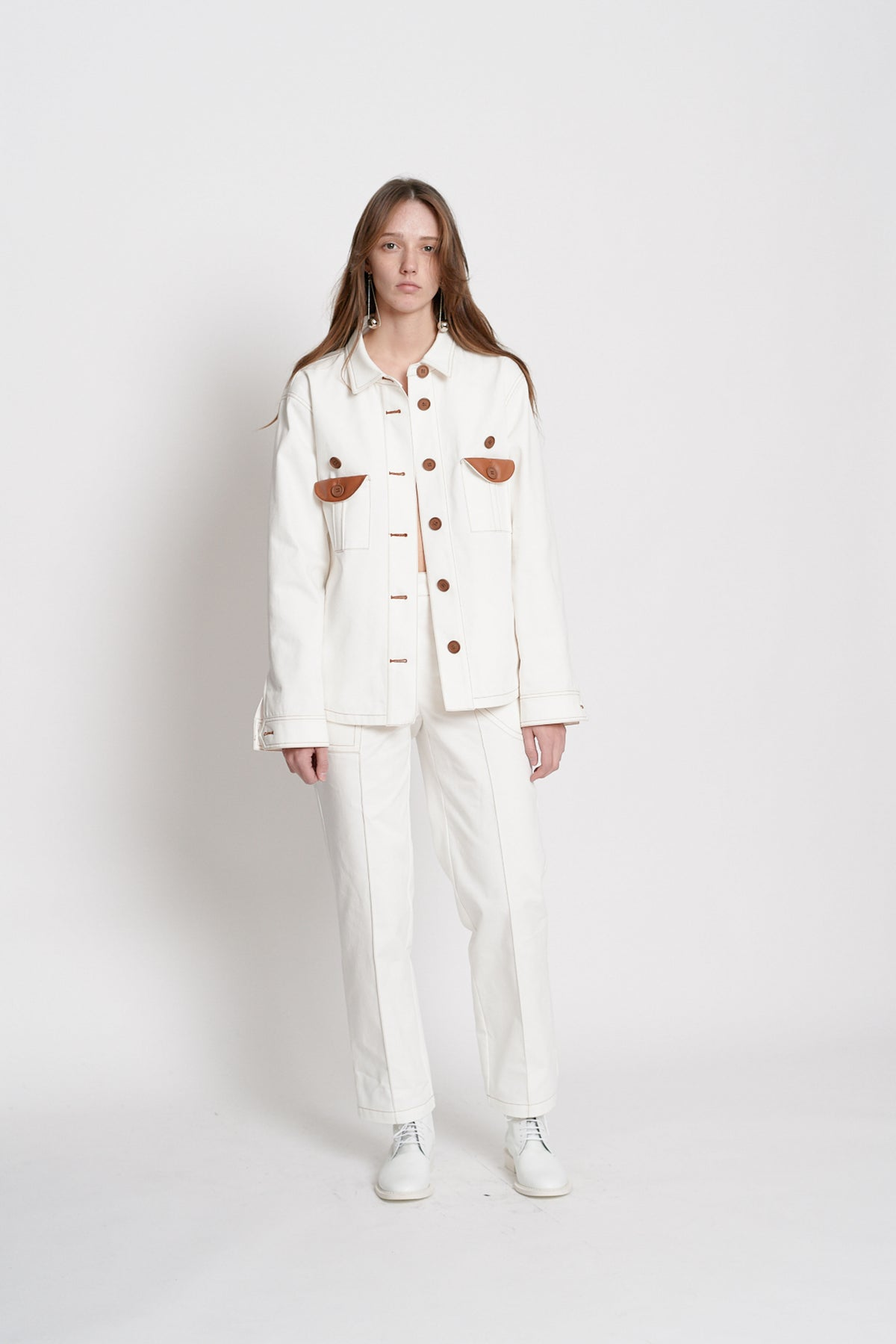 Tracker Jacket (White)
