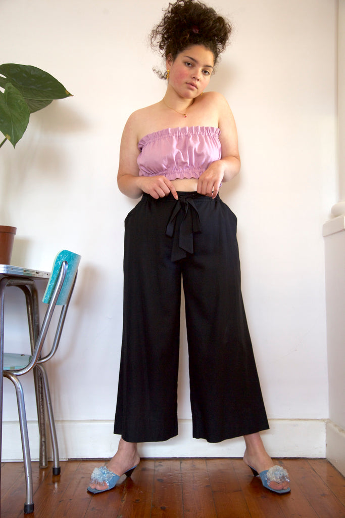 Bogoria Culottes in Black