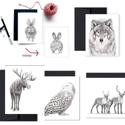 10 Greeting Cards Bundle - 10 greeting Cards for 30$
